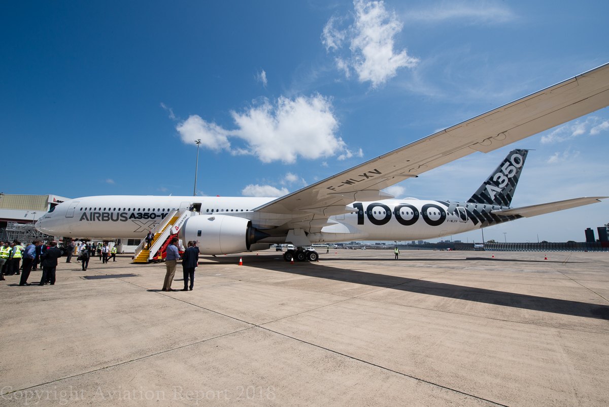 MEL_5970 A350-1K F-WLXV Airbus