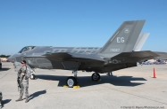 F-35 with security