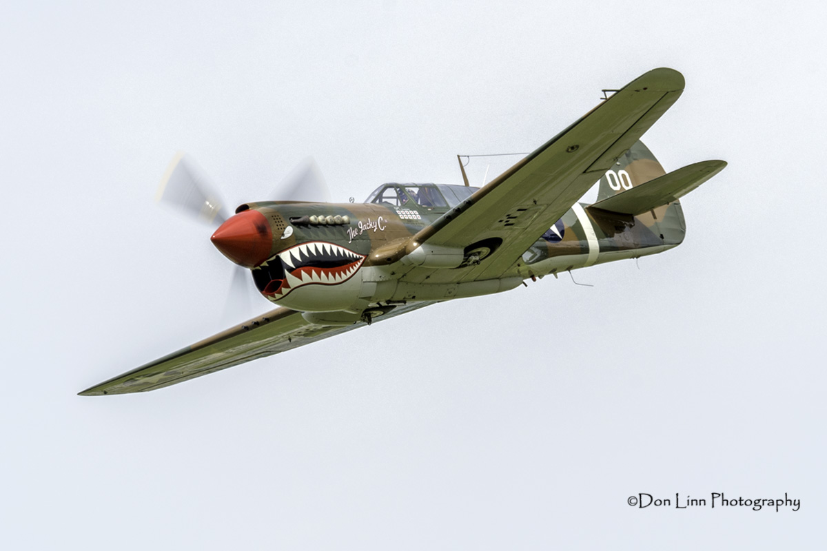 "P-40M Warhawk ""The Jacky C II"""