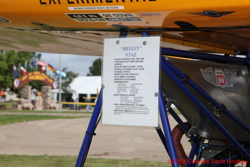 My Breezy Ride at AirVenture: Third Time's a Charm? - Photorecon net