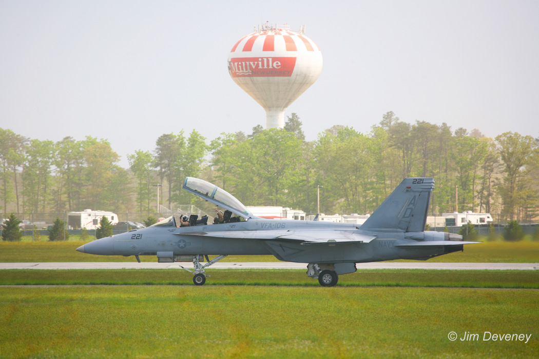 Super Hornet Millville Water Tower 5-10-2015-1 copy