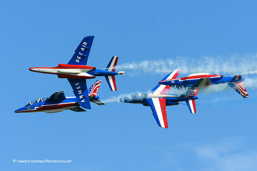 Enhc Patrouille de France 4  ship-5068
