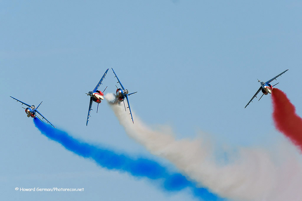 Enhc Patrouille de France 4  ship-5082