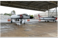 Historic airframes - Mirage III and Commonwealth Sabre