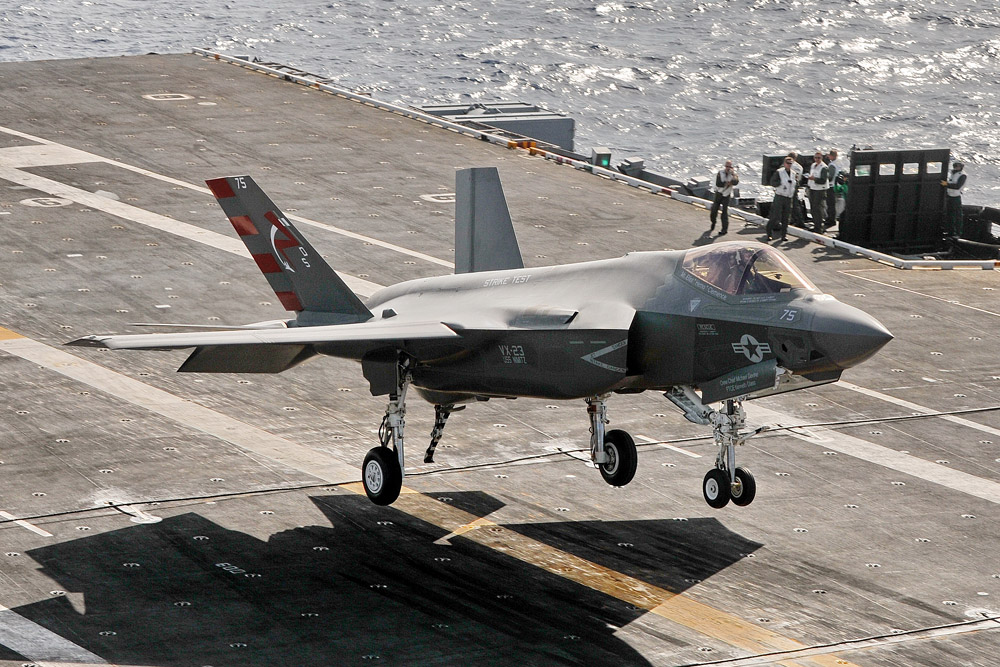 F-35carrier
