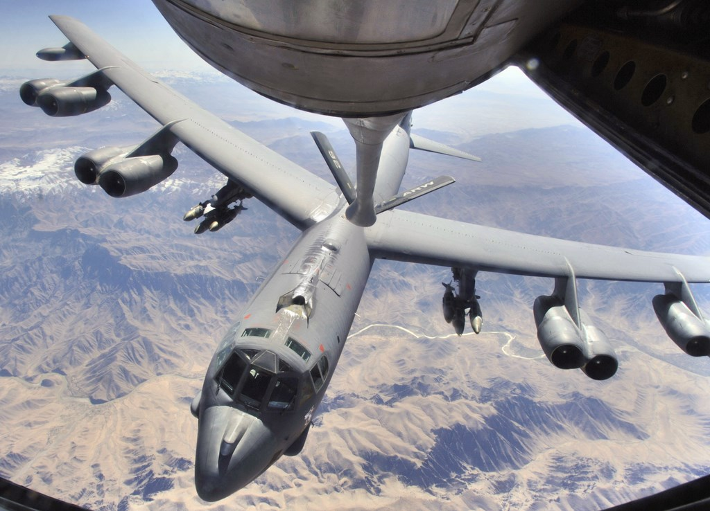 Air Force flexibility on display in Iraq and Afghanistan
