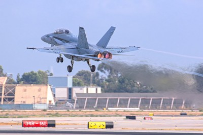 FA-18 First Flight Saturday 1