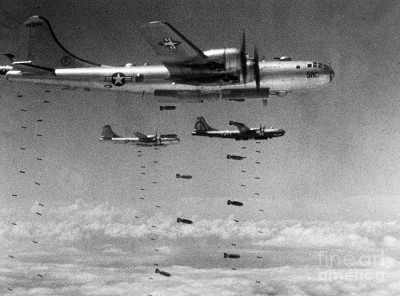 korean-war-b-29-bombers-granger