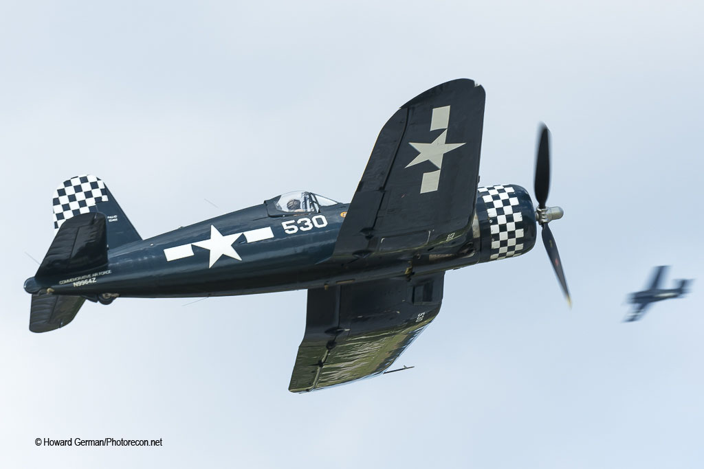 Enhc FG-1D Corsair Comm. Air Force-5485