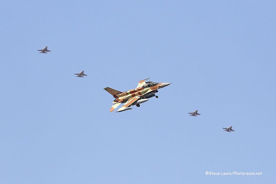 F-16 IDF