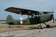 2016-03-11 N4443P 3A-CH Cessna L19 Austrian Air Force