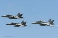 Enhc 2 F-18A+ VFA-204 F-18F VAQ-209 504-9518