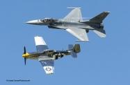 Enhc AF Herit. F-16C SW P-51C Bald Eagle-9204