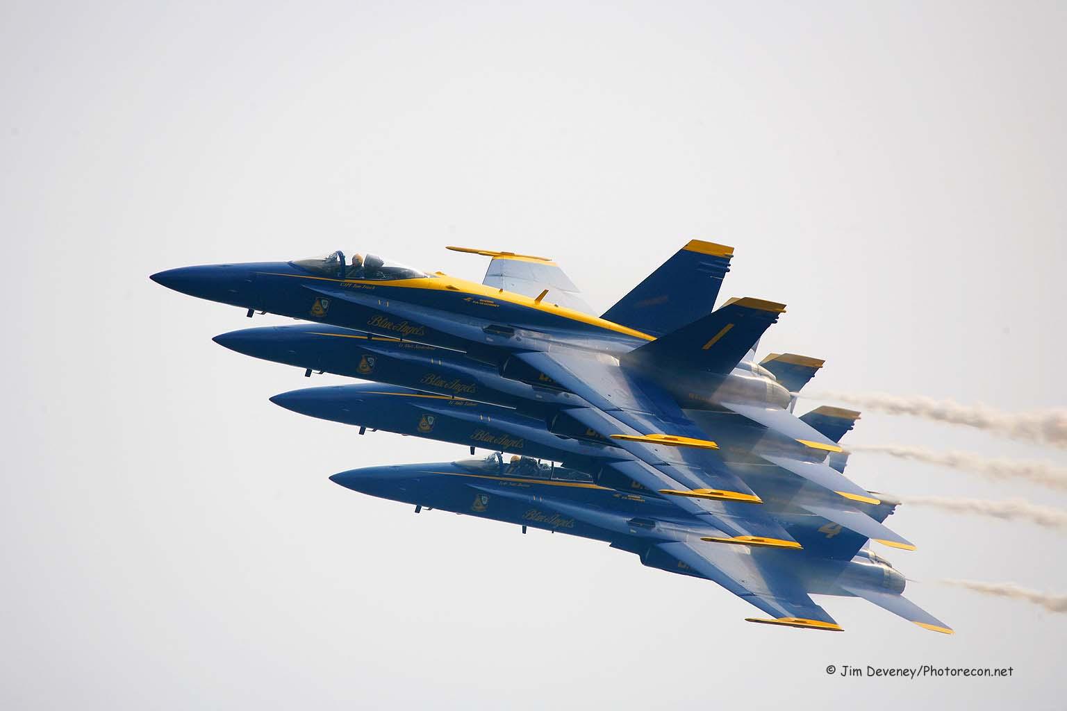 blue angels fan pass