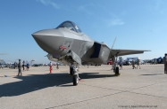 F-35 Static front