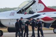 T-Birds Pilots congratulations