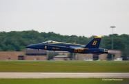 Blues 6 takeoff