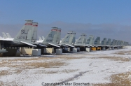 21 F-15 Line Up