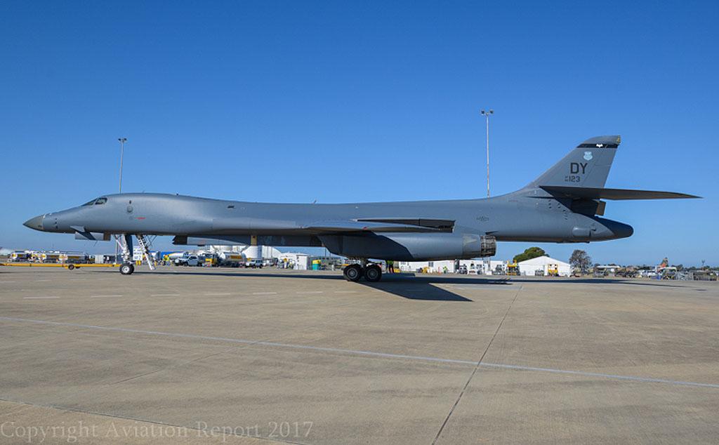 B-1B Lancer