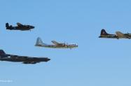 Bomber-parade