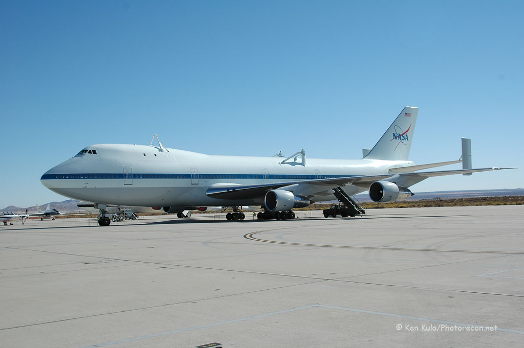 B-747-123 (SCA)