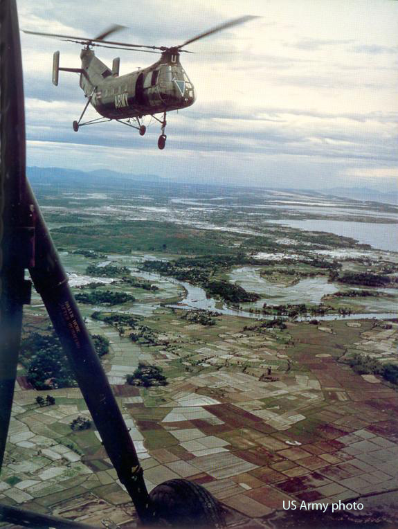 v Color_shawnee_over_rice_paddies us army photo