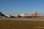Christmas Rush 747s
