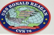 CVN-76 Sticker