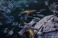 11 - Star-wars-oil-painting-george-lucas9