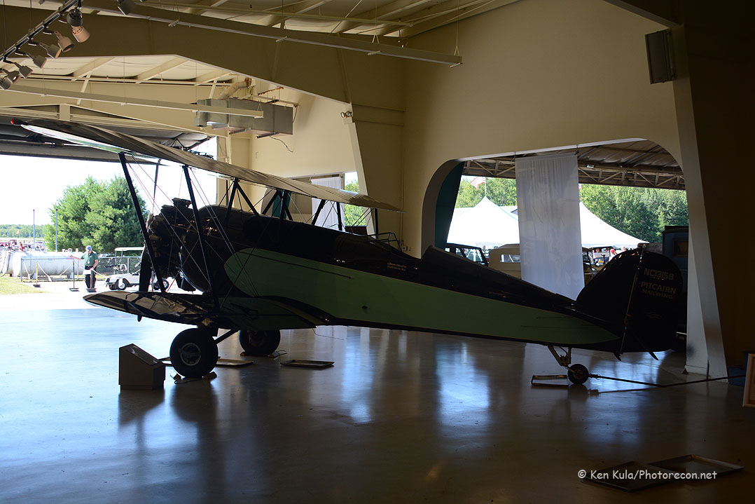 Pitcairn PA-7S Sport Mailwing