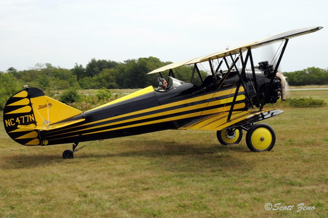 Owls_Head_Curtiss-Wright_Travel_Air_5320