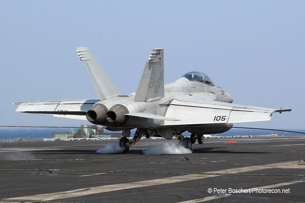 128 FA-18F_166610_VFA-11_AB105_USS Enterprise_CVN-65