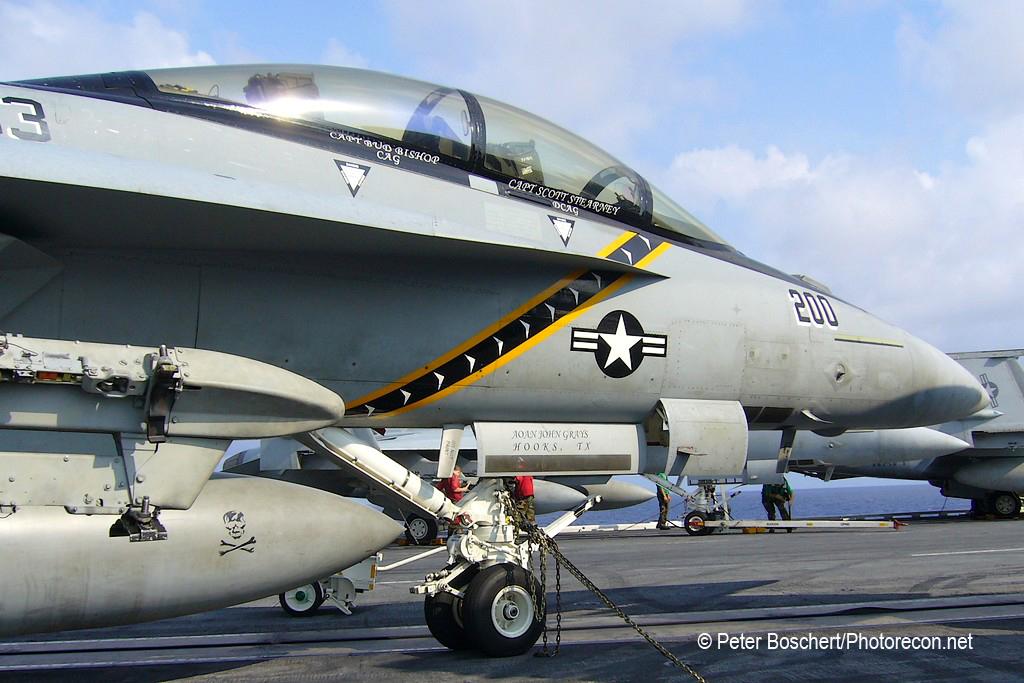 134 FA-18F_166620_VFA-103_AG200_Dwight D Eisenhower_CVN-69