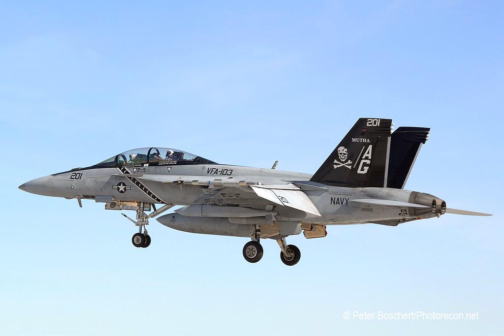 141 FA-18F_166621_VFA-103_AG201_NAS Fallon