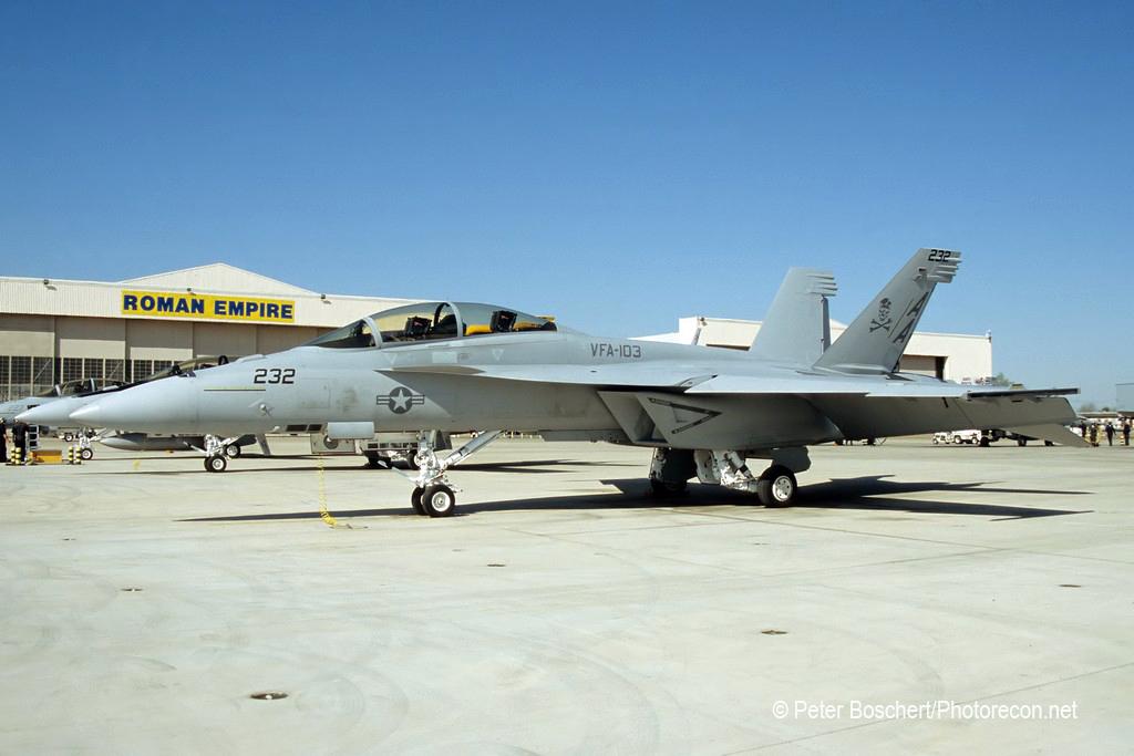 142 FA-18F_166622_VFA-103_AA232_NAS Oceana