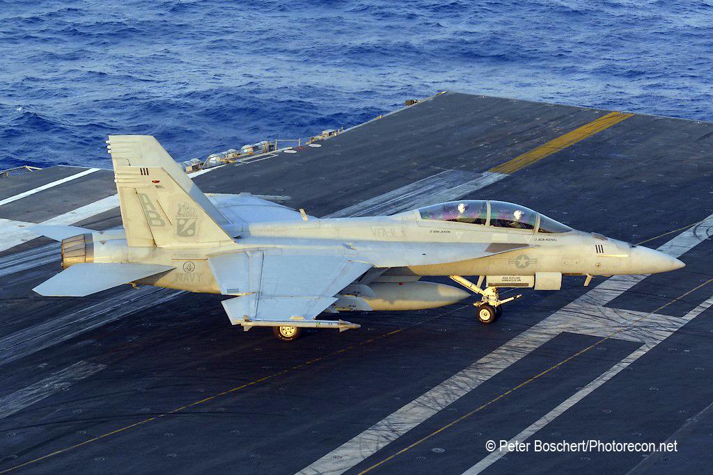 147 FA-18F_166626_VFA-11_AB111_USS Enterprise_CVN-65