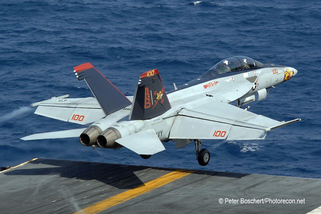 155 FA-18F_166628_VFA-11_AB100_USS Enterprise_CVN-65_3