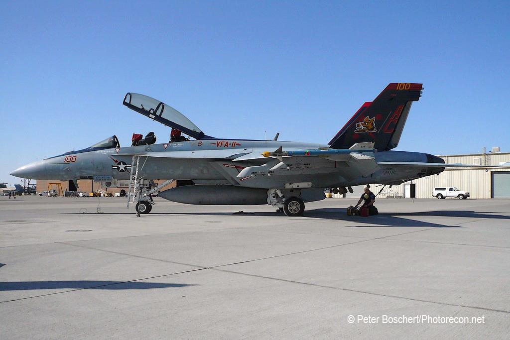 157 FA-18F_166632_VFA-11_AC100_NAS Fallon