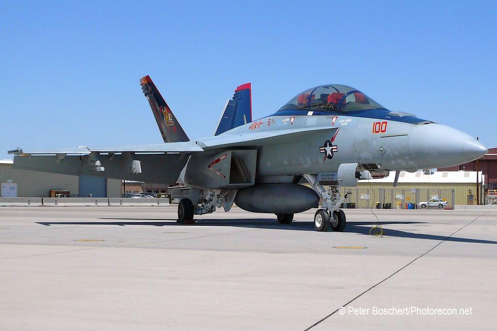 158 FA-18F_166632_VFA-11_AC100_NAS Fallon_2