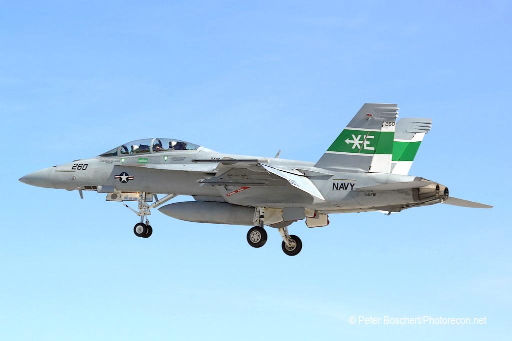 189 FA-18F_166791_VX-9_XE260_NAS Fallon