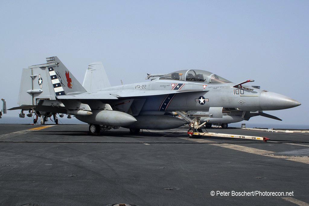 190 FA-18F_166795_VFA-22_NK100_USS Ronald Reagan_CVN-76