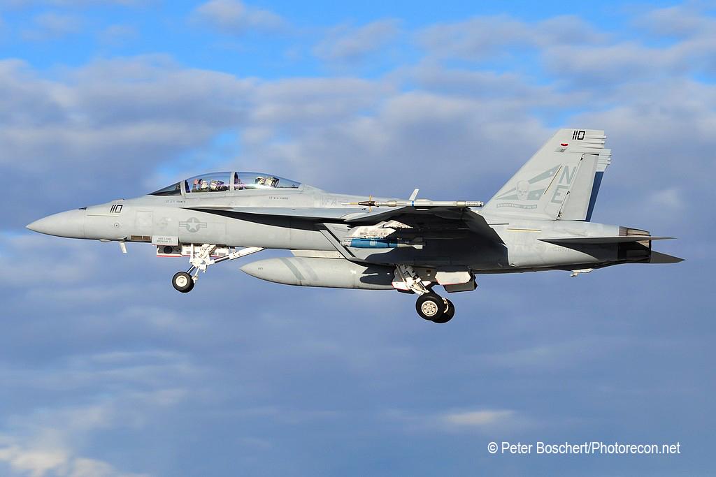 218 FA-18F_166971_VFA-2_NE110_NAS Fallon