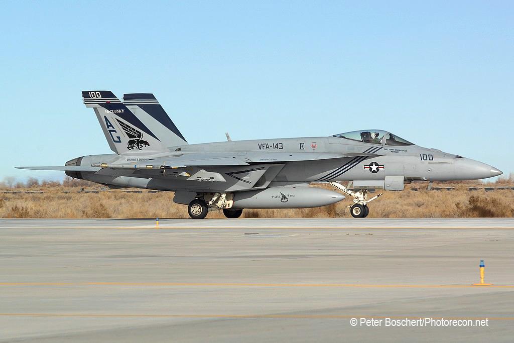 41 FA-18E_166608_VFA-143_AG100_NAS Fallon