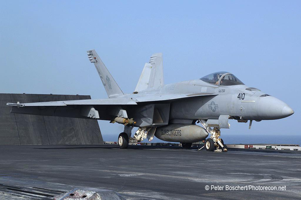 46 FA-18E_166646_VFA-105_AC410_USS Harry S Truman_CVN-75