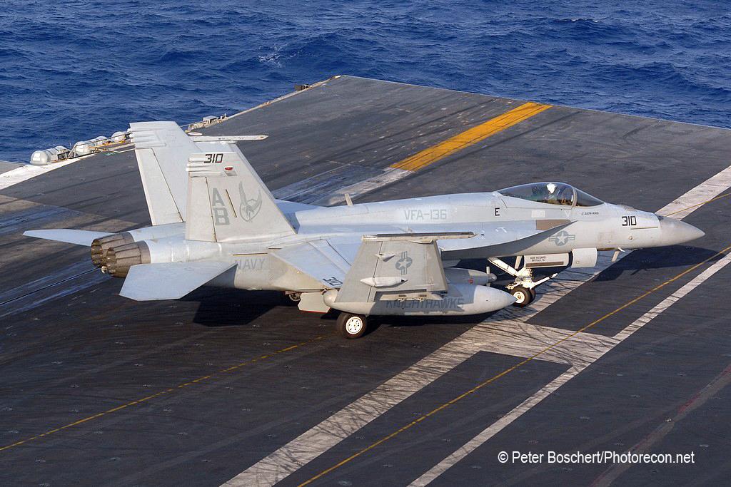 75 FA-18E_166828_VFA-136_AB310_USS Enterprise_CVN-65