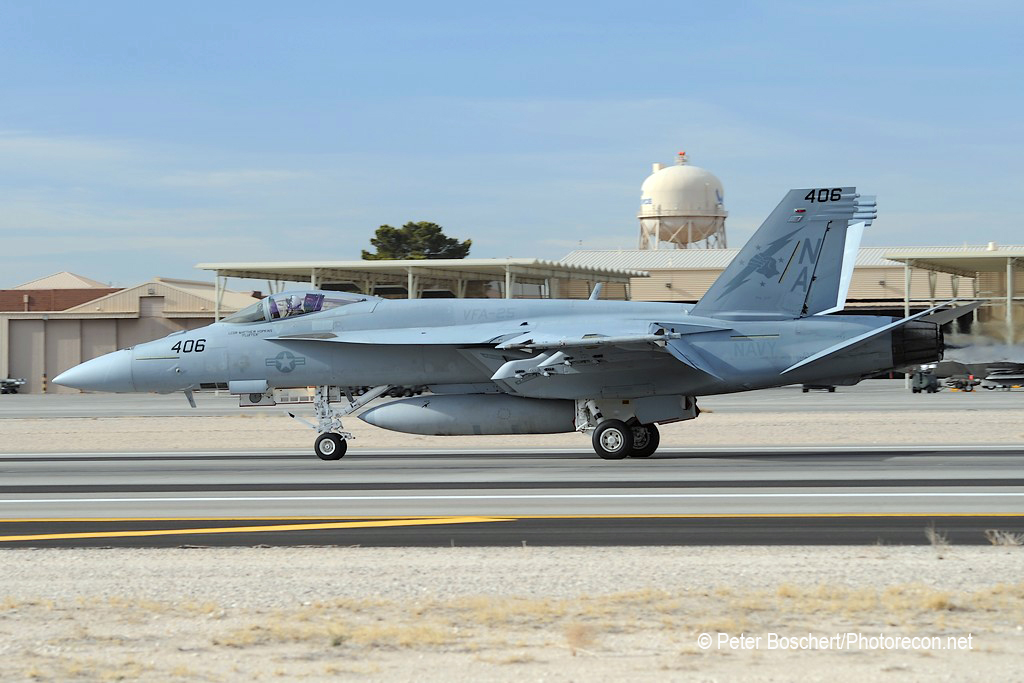 88  FA-18E_168357_VFA-25_NA407_Nellis AFB