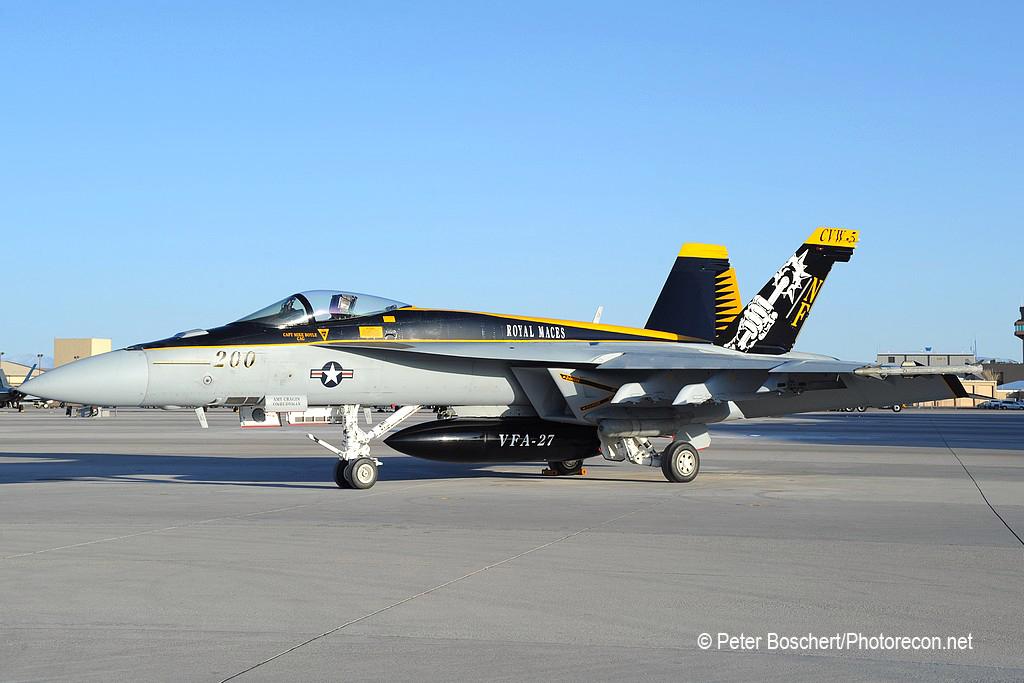 91 FA-18E_168363_VFA-27_NF200_NAS  Fallon_2