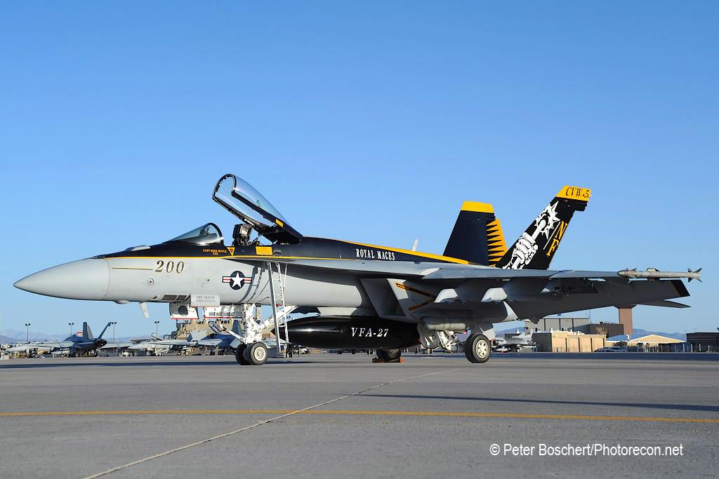 92 FA-18E_168363_VFA-27_NF200_NAS  Fallon_3