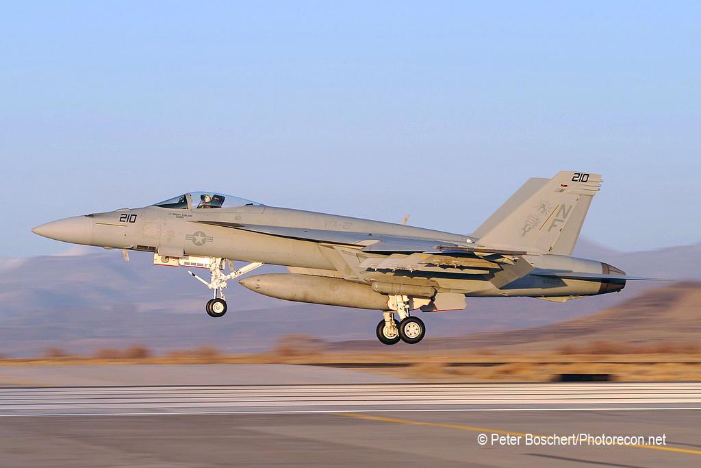 94 FA-18E_168463_VFA-27_NF210_NAS  Fallon