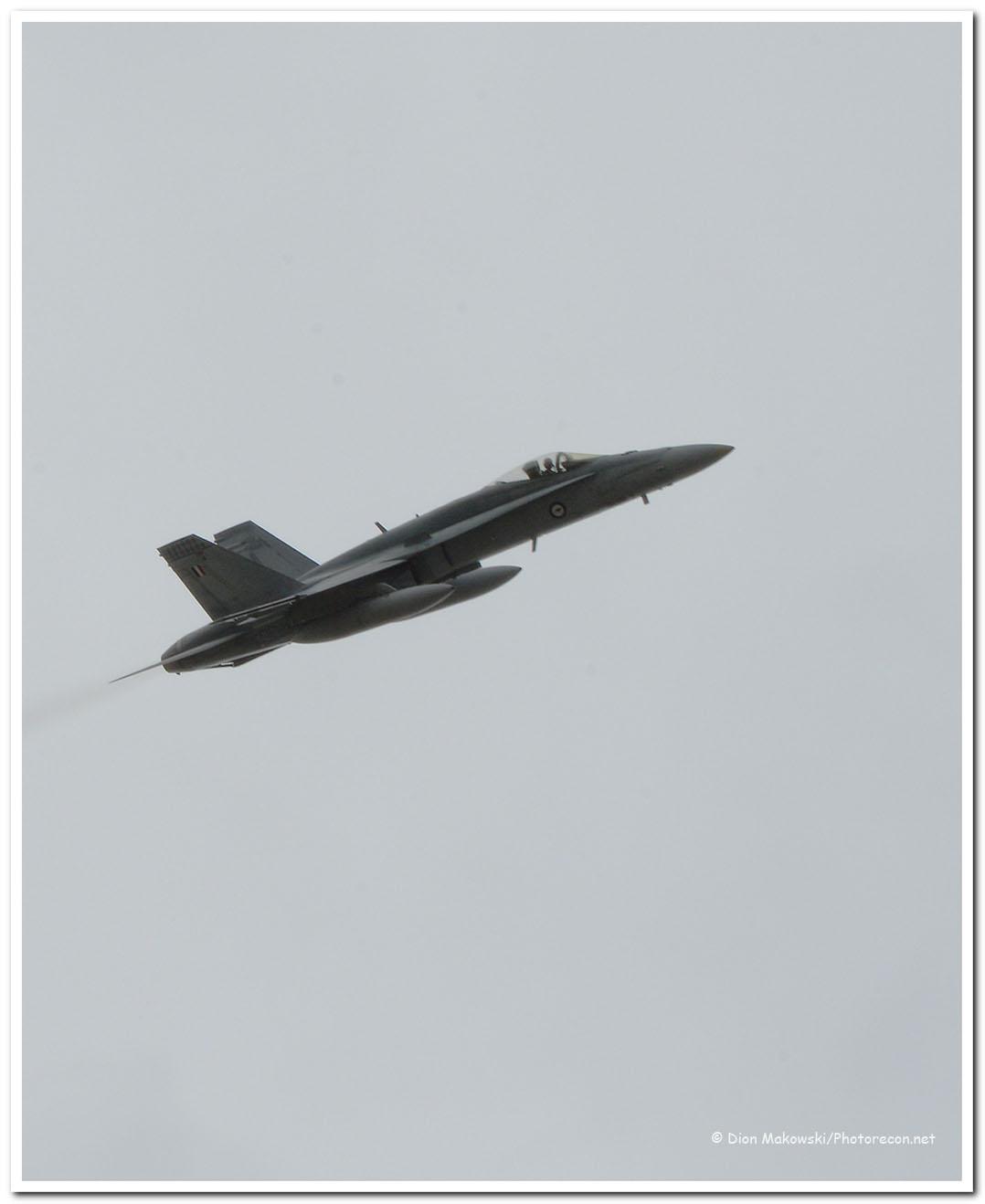 3 Squadron Hornet tribute
